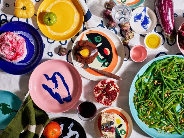 the feast dinnerware collection by yotam ottolenghi for serax