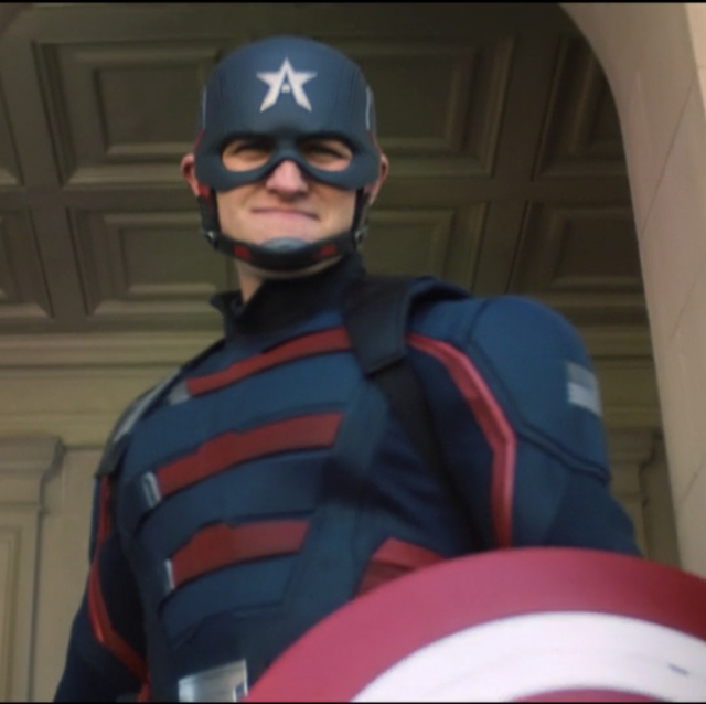 Who Is the New Captain America? - Meet John Walker AKA US Agent