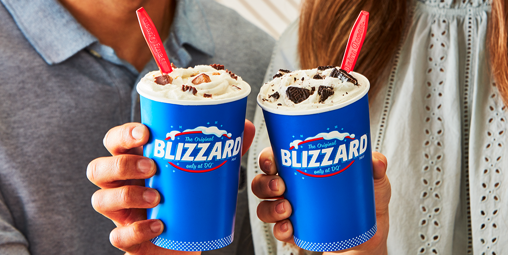 Dairy Queen Has BOGO Blizzards For 2 Weeks
