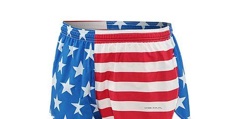 US Flag Shorts