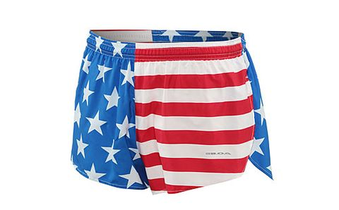 The U.S. Flag Shorts Code