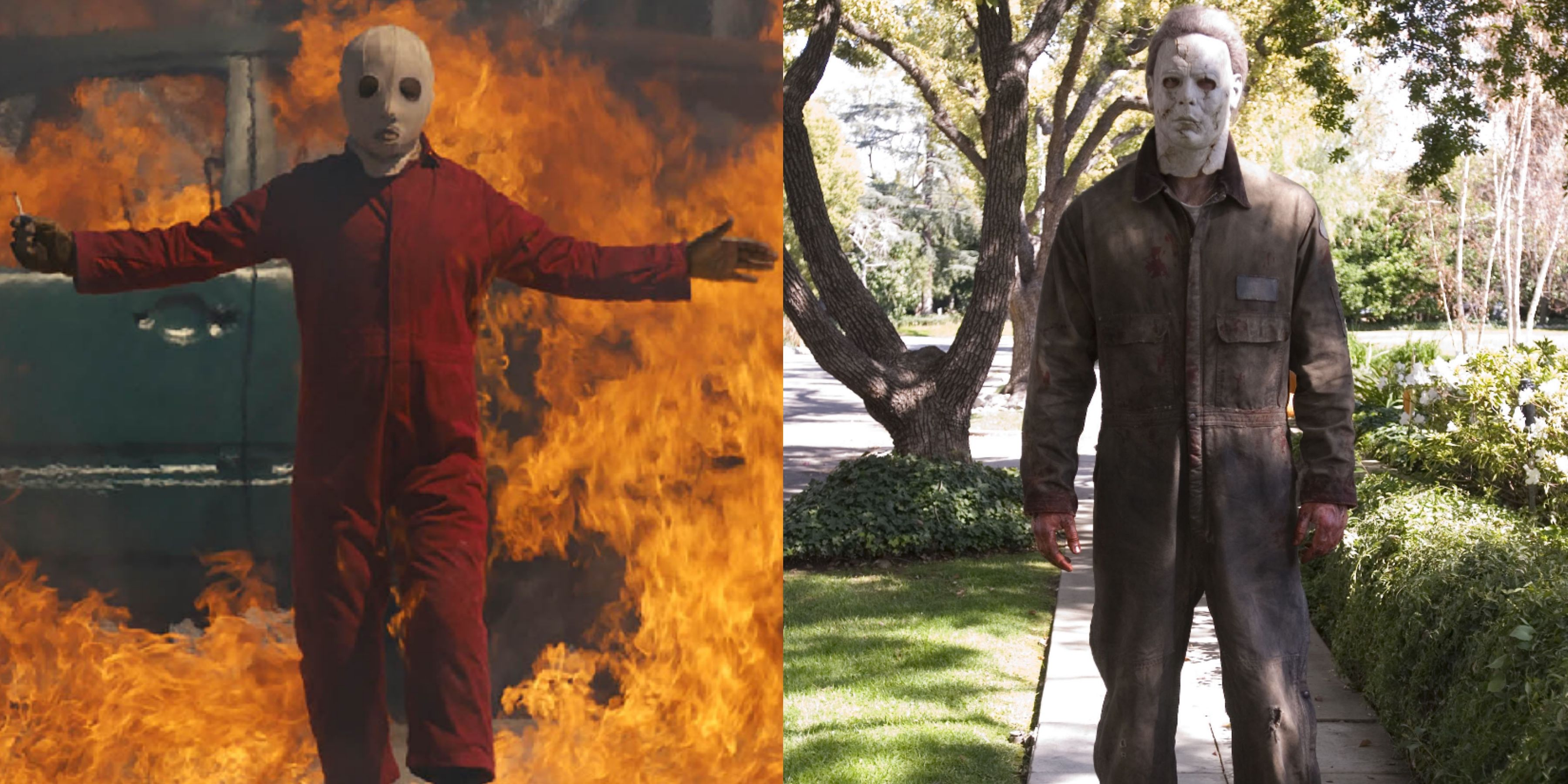 Us Movie Halloween Theory , Is Michael Myers a Tethered From Jordan Peele\u0027s  Film?