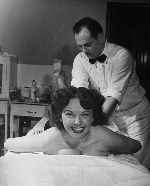 usa, philadelphia, the masseur jimmy copeland