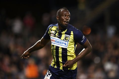 18268383e Usain Bolt Tallies First Two Goals of His Professional Soccer Career