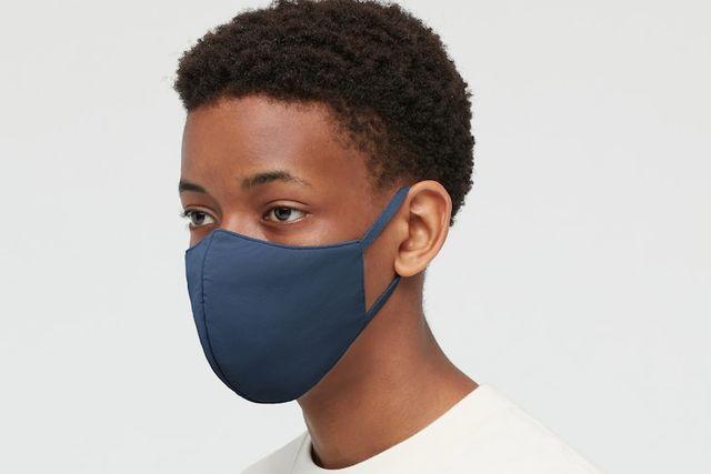 uniqlo airism face mask