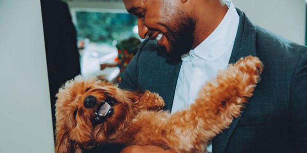 Usher and Scarlett