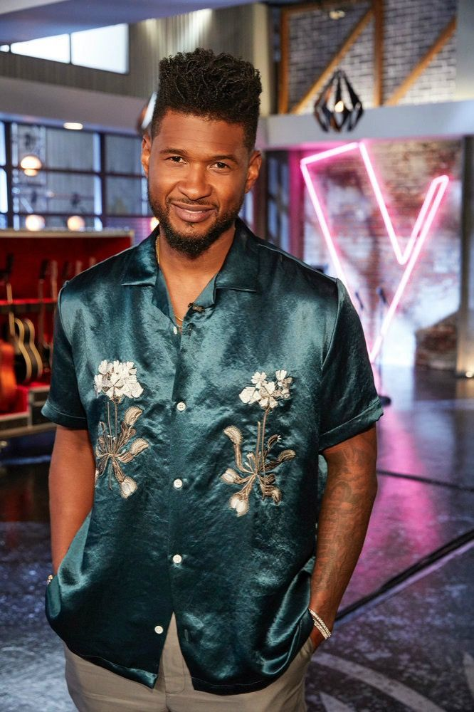 Does Usher Age? His Appearance on 'The Voice' Has Fans Convinced He's Getting Younger