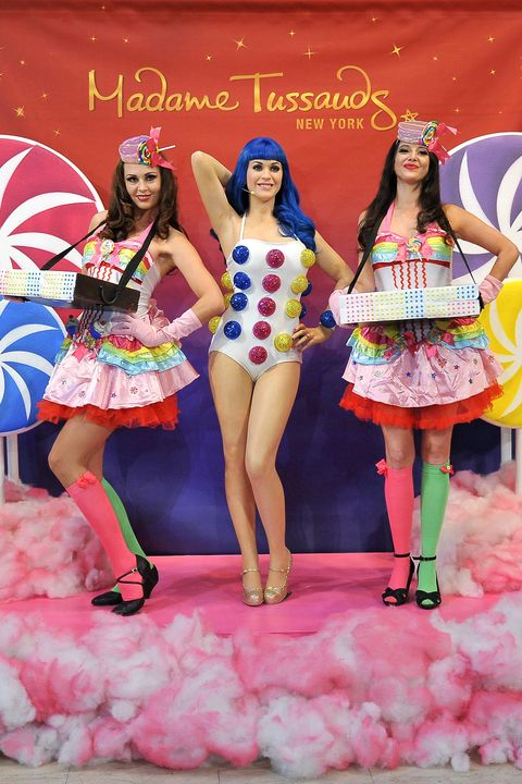 neverbeforeseen katy perry wax figure to be unveiled at madame tussauds new york
