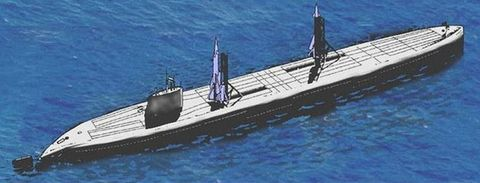 the u s navy could have had a submarine aircraft carrier