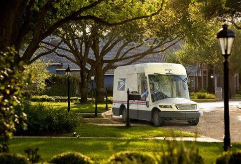 usps thưởng quốc phòng oshkosh với hợp đồng thay thế xe tải chuyển phát thư