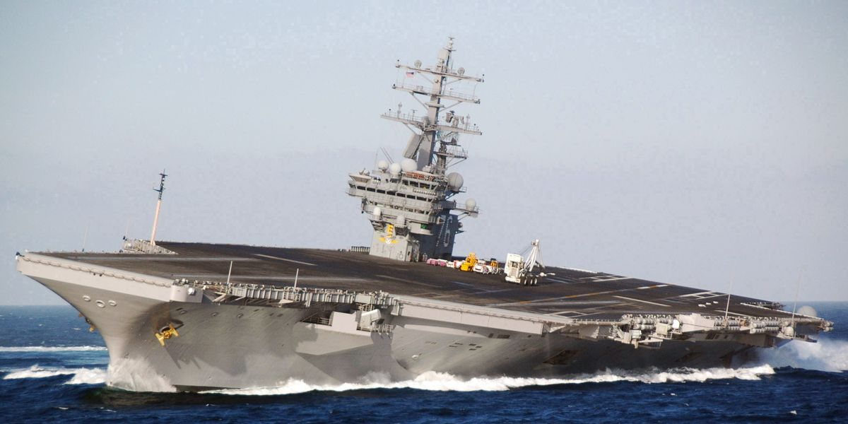 How A Plucky Swedish Sub Took Out A Us Carrier All On Its Own