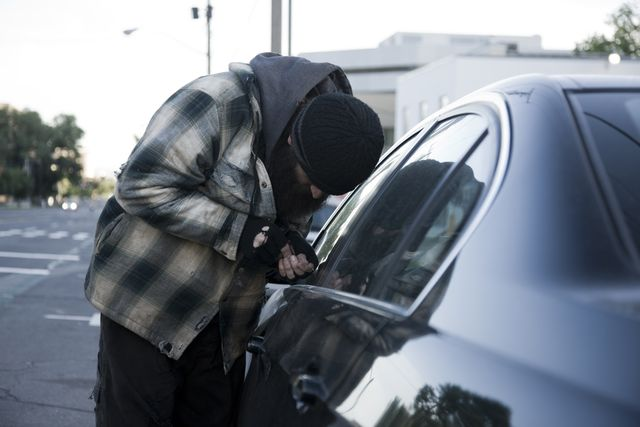 Does Insurance Cover a Stolen Car?