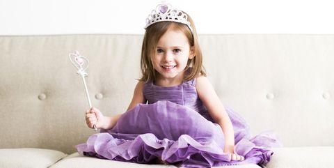 cebc3a49930b 30 DIY Disney Princess Costumes - Homemade Princess Dresses for Kids
