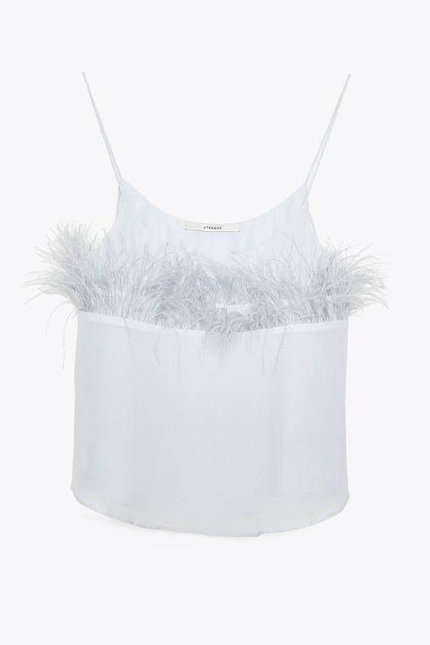 feather fashion