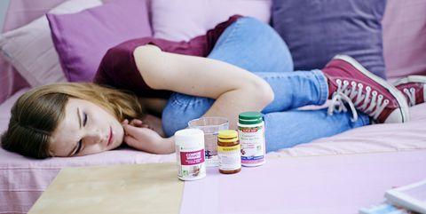 Comfort, Purple, Plastic bottle, Pillow, Beauty, Violet, Throw pillow, Drinkware, Nail, Cushion,