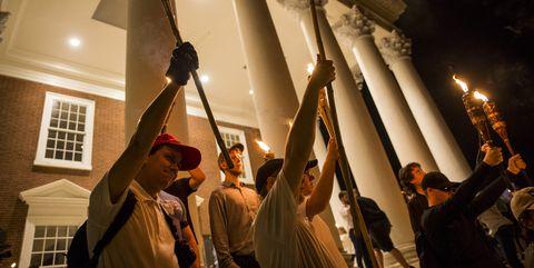 White Supremacist Rally at University of Virginia