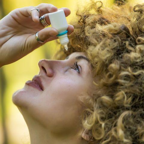 uveitis symptoms or eye inflammation