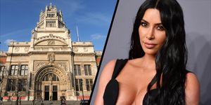 V&A museum, Kim Kardashian