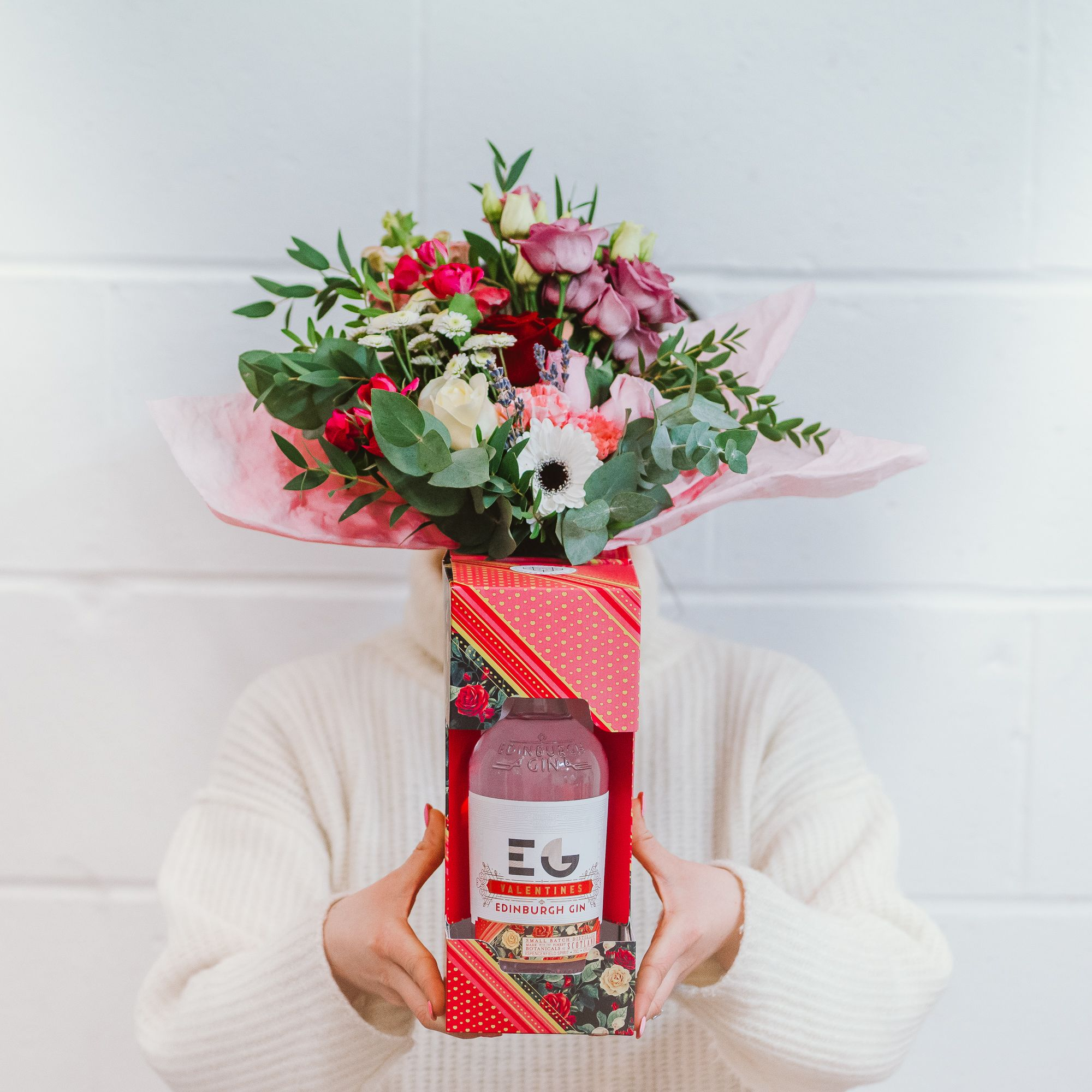 Gin Bouquets Are The Perfect Gift For Valentine's Day