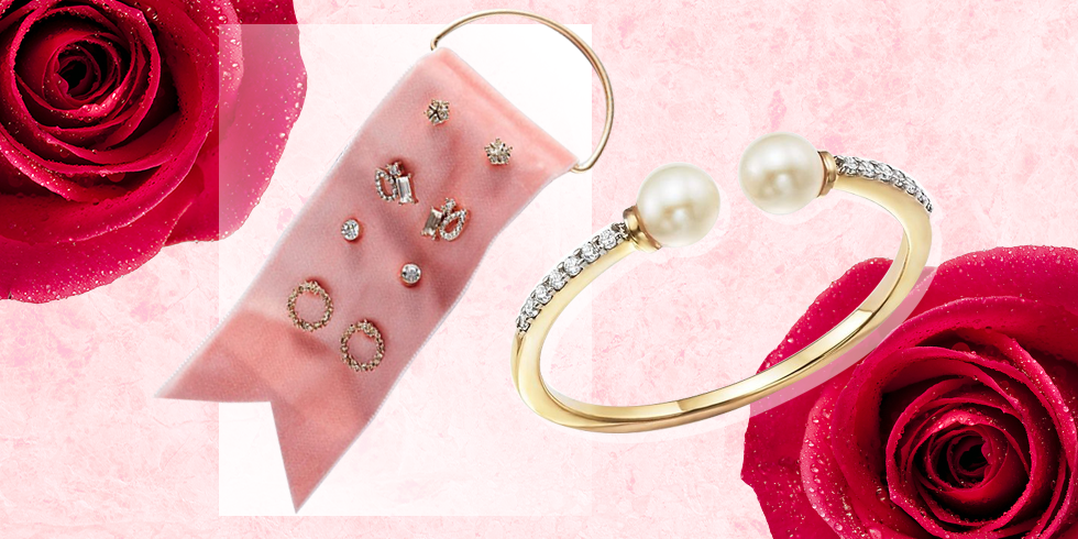 17 valentine's day jewelry gifts for her - 2018's best valentine's, Ideas