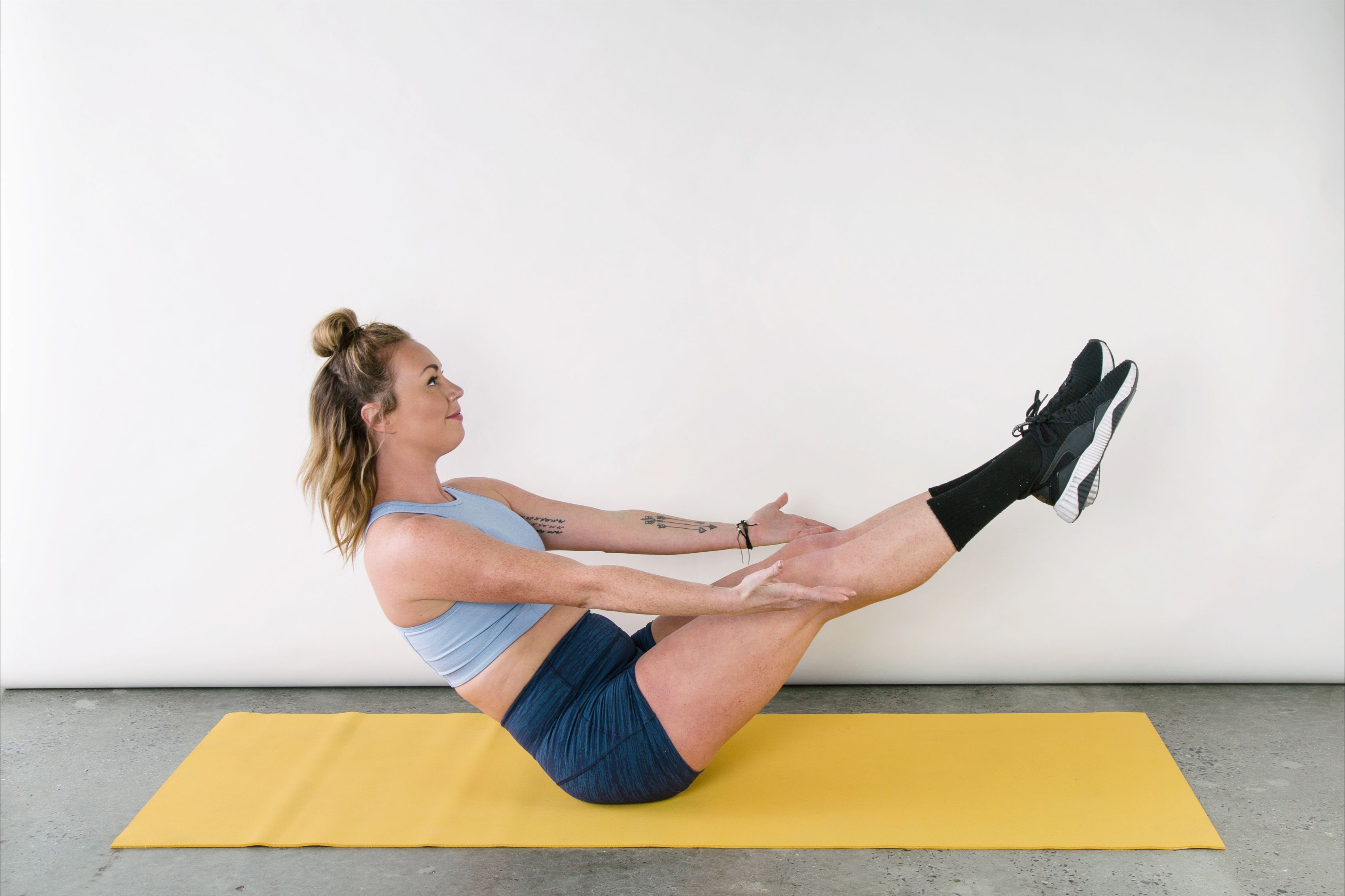 Build Endurance With This Strength-Training Workout—No Intervals Required
