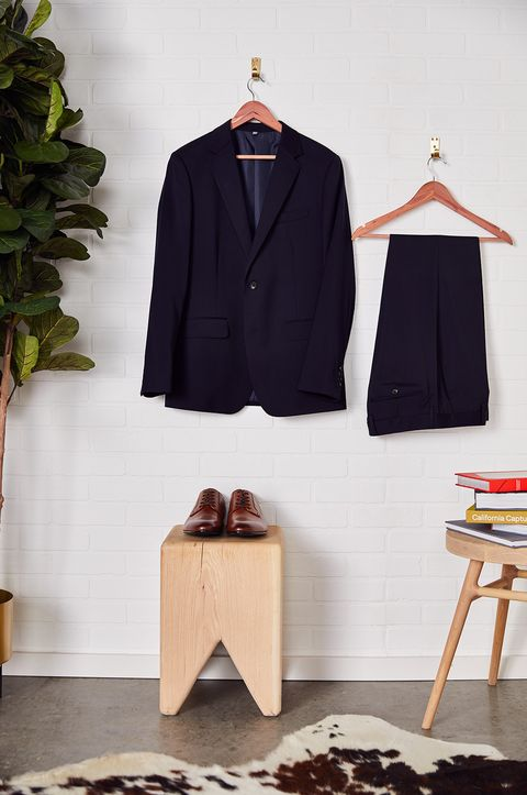 The Wallet-Friendly Suit That's Perfect for a Job Interview