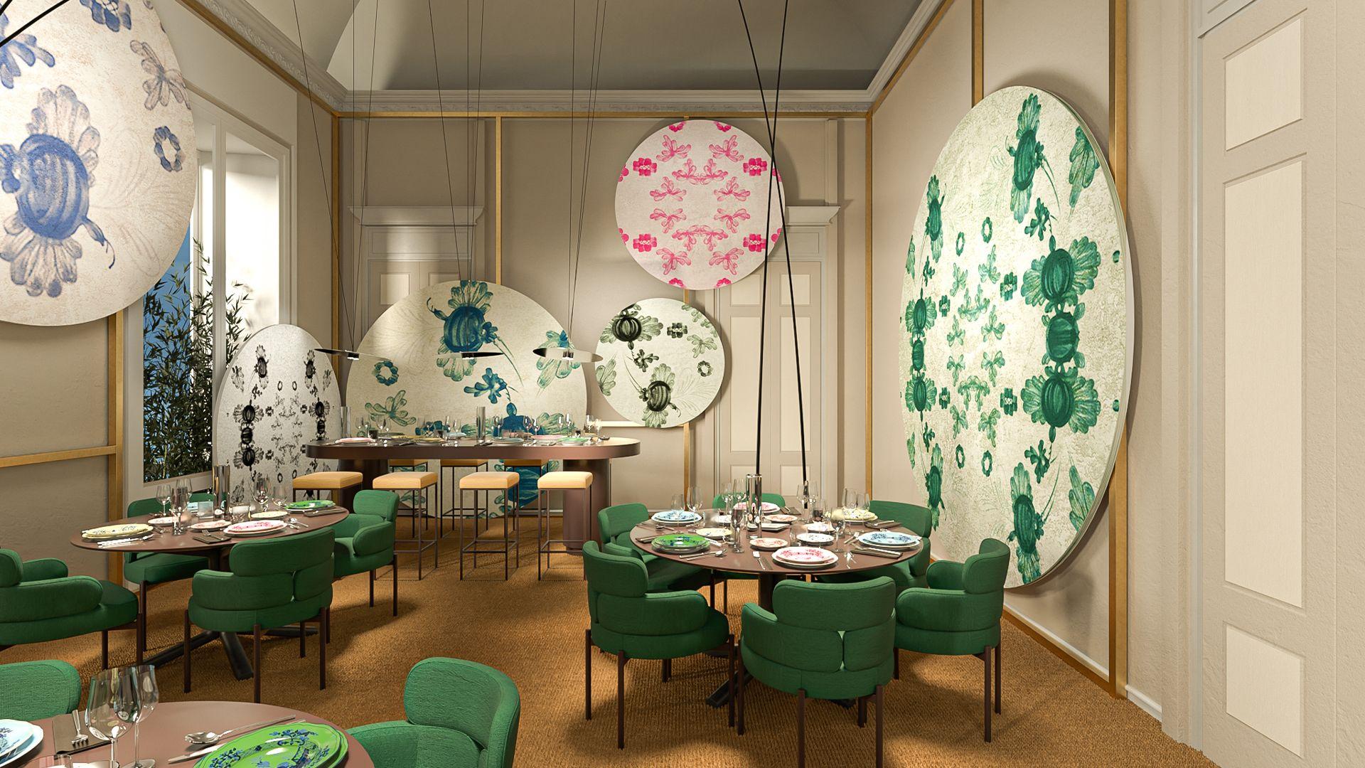 I protagonisti di Fab Food, la prima mostra virtuale di Elle Decor Italia