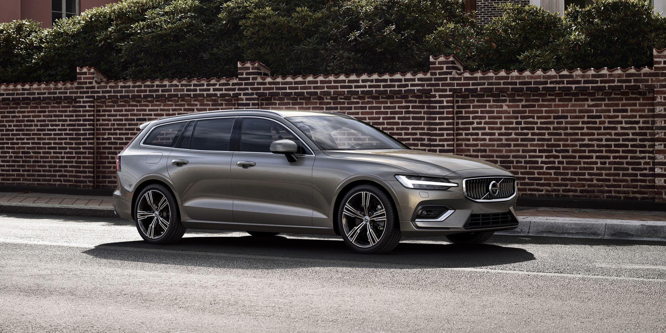 2019 Volvo V60 It S Wagontime