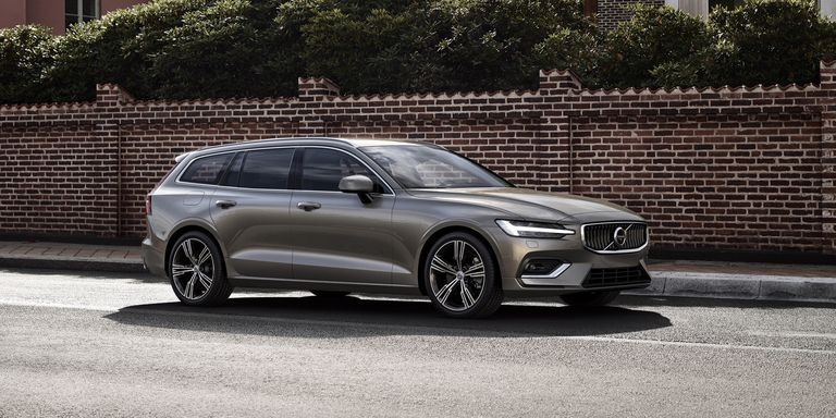 Mazda 3 Roof Rack >> 2019 Volvo V60: It's Wagontime!