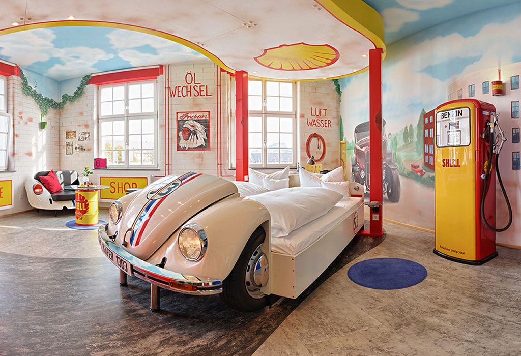 Hotel V8 en Sttutgart, Alemania