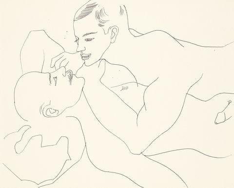 early drawings warhol