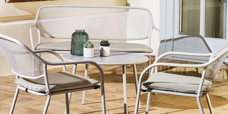 Ideas para decorar la terraza terraza lista para disfrutar for Amazon muebles terraza