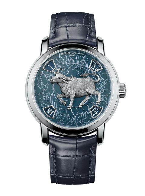 2021開運牛年錶全蒐羅!piaget、chopard等10款金牛年腕錶推薦