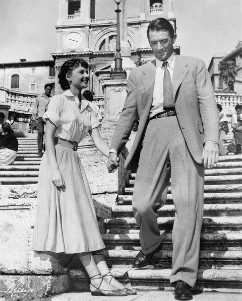 vacaciones en roma audrey hepburn gregory peck mejores películas imdb