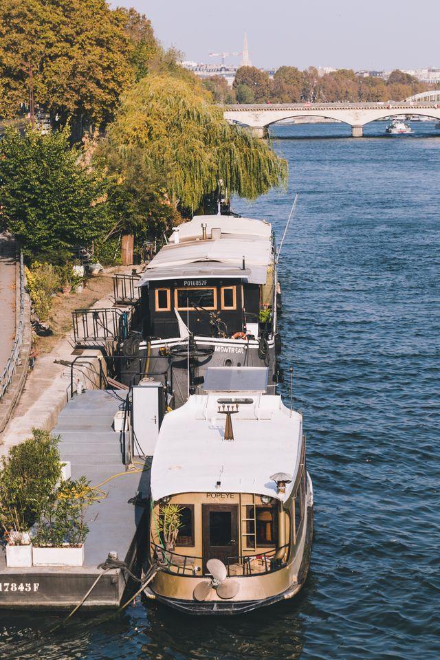 dove andare in vacanza in houseboat in italia