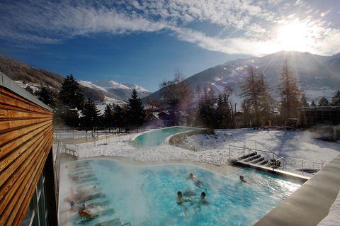 Vacanze in montagna 2019, Bormio Terme