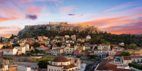 Vacanze in Grecia: Atene