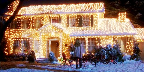 Christmas decoration, Christmas lights, Winter, Christmas, Lighting, Home, House, Snow, Interior design, Christmas eve,