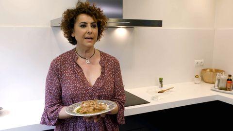 Ven a cenar conmigo. Gourmet Edition. Irma Soriano