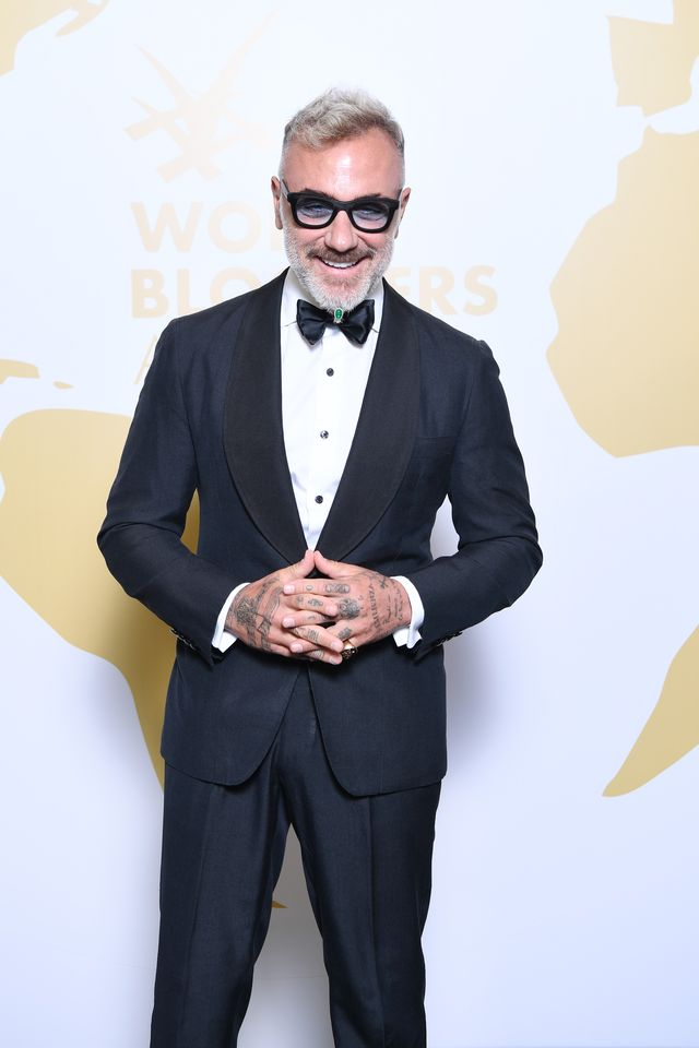 cannes, france   may 24 gianluca vacchi attends theinaugural world bloggers awards during the 72nd annual cannes film festival on may 24, 2019 in cannes, france the world bloggers awards is the world's first ever awarding ceremony for the best bloggers across 22 nominations it unites and celebrates influencers and opinion leaders from around the world in various fields, taking their social input to the higher level photo by daniele venturelligetty images