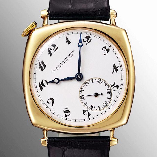 ヴァシュロンコンスタンタン,100年前の時計,100年前のパーツ,再現,vacheron constantin,