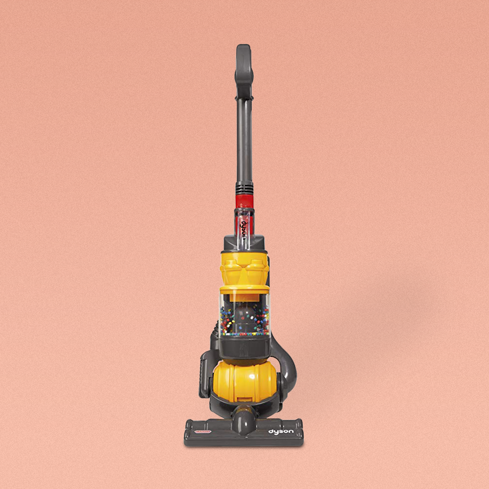 "Parents AND Kids Are Obsessed With The ""Little Helper"" Toy Vacuum That Actually Works"