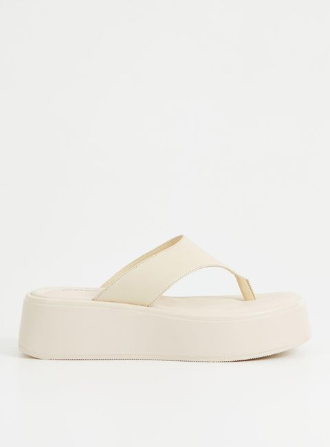vagabond courtney sandaal met platform
