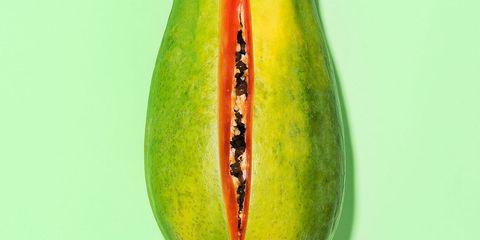 Papaya, Water, Plant, Close-up, Macro photography, Fruit, Nepenthes,