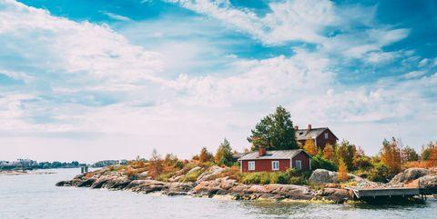 Vakantie Finland, Rent a Finn