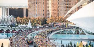 records broken valencia marathon