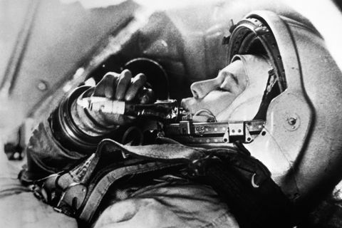 tereshkova, first woman in space, 1963, space mission