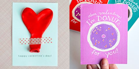 35 Cute DIY Valentines Day Cards