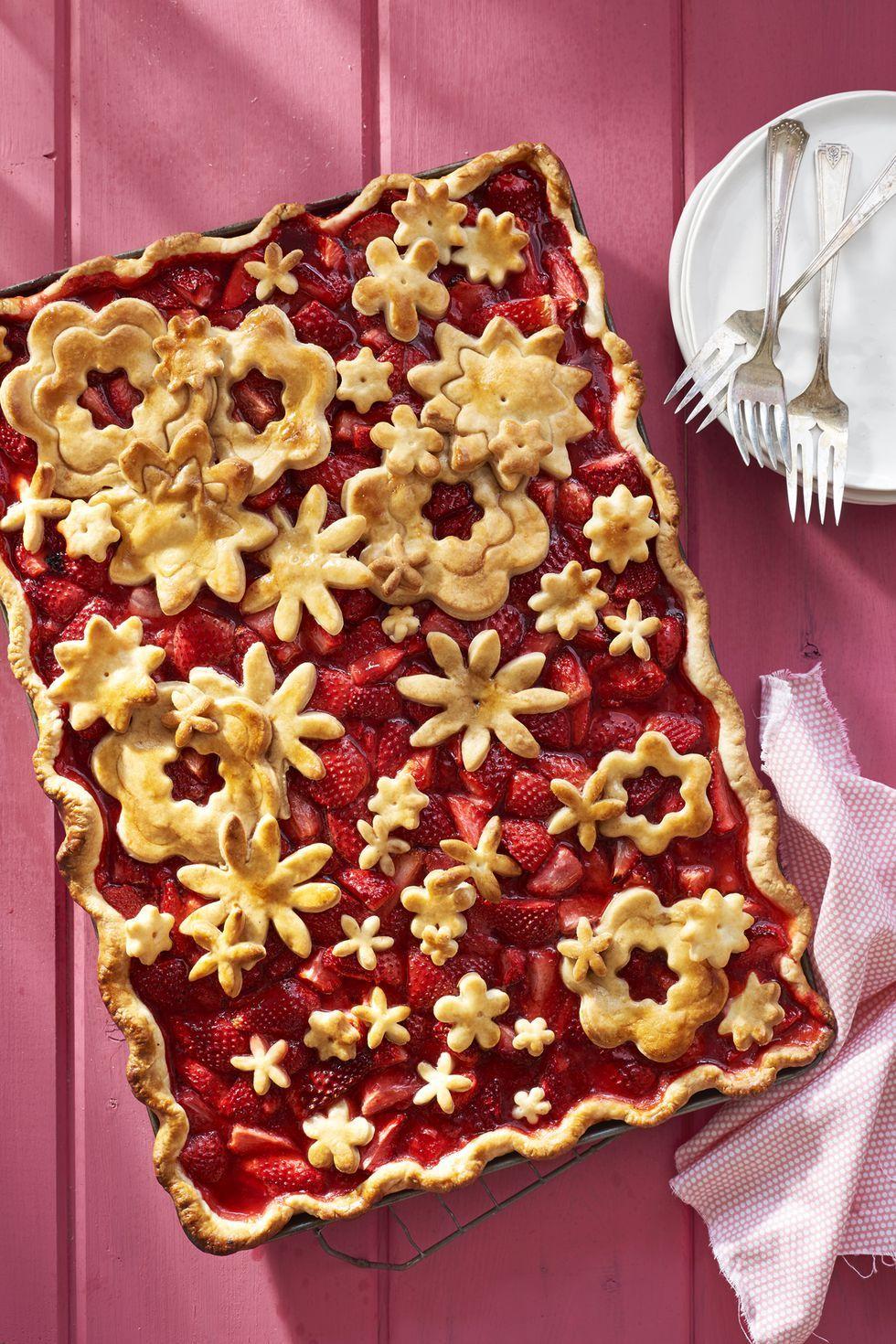 valentine day desserts pie
