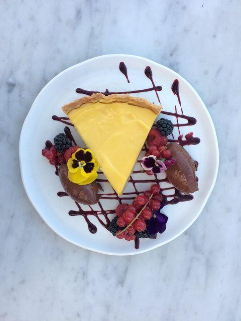 Boundary London - Dessert